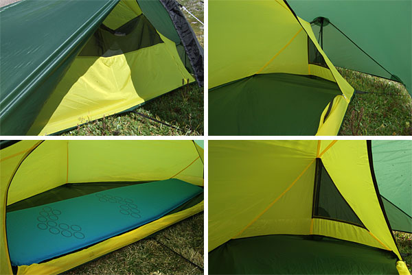 Terra Nova Laser Photon Tent Review - 4