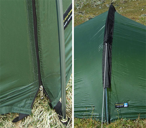 Terra Nova Laser Photon Tent Review - 7
