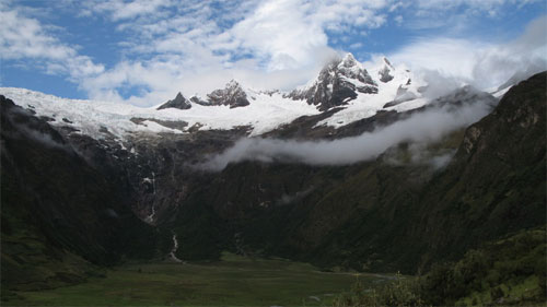 Ultralight Backpacking in Peru's Cordillera Blanca - 1
