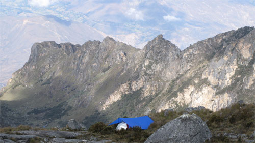 Ultralight Backpacking in Peru's Cordillera Blanca - 9