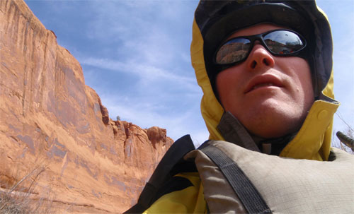 Packrafting Utahs Escalante River in Late March - 2