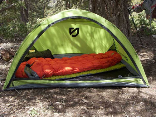 Nemo Nano Elite Tent Review - 11