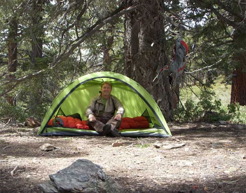 Nemo Nano Elite Tent Review - 13