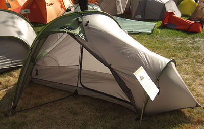 GoLite Eden Series Tents (Outdoor Retailer Summer Market 2009) - 1