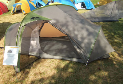 GoLite Eden Series Tents (Outdoor Retailer Summer Market 2009) - 2