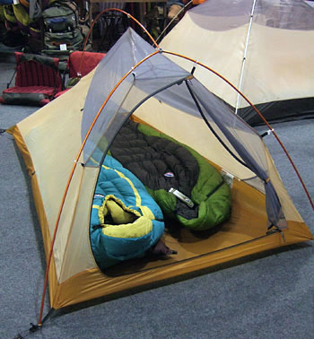Big Agnes Fly Creek UL2 (Outdoor Retailer Summer Market 2009) - 1