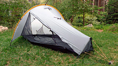 Tarptent Moment (Outdoor Retailer Summer Market 2009) - 1