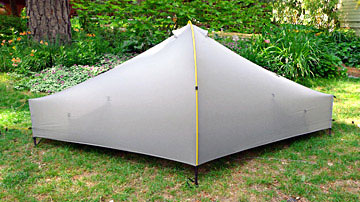 Tarptent Moment (Outdoor Retailer Summer Market 2009) - 2
