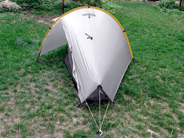 Tarptent Moment (Outdoor Retailer Summer Market 2009) - 3 & Tarptent Moment (Outdoor Retailer Summer Market 2009 ...