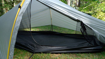 Tarptent Moment (Outdoor Retailer Summer Market 2009) - 4
