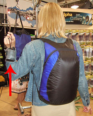 Gear Treasure Hunting: Day 3 (Outdoor Retailer Summer Market 2009) - 6