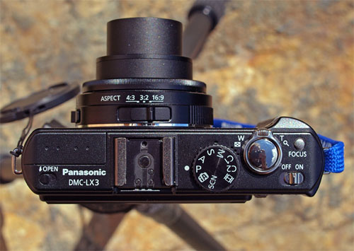 Panasonic Lumix LX3 Digital Camera Review - 2