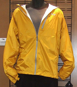 Lightweight Pertex Shield Rainwear Hitting the Market (Outdoor Retailer Summer Market 2009) - 1