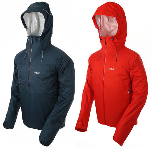 Lightweight Pertex Shield Rainwear Hitting the Market (Outdoor Retailer Summer Market 2009) - 2