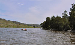 Two in One Boat: A Photo and Video Essay from Montanas Jefferson River - 3