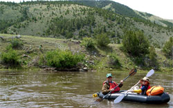 Two in One Boat: A Photo and Video Essay from Montanas Jefferson River - 4
