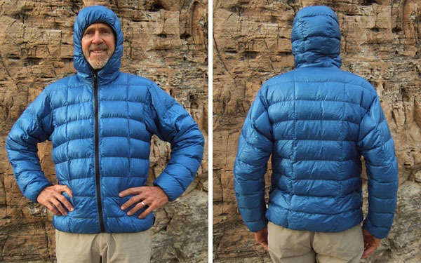 Western Mountaineering Hooded Flash Jacket Review - 1