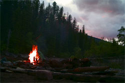 Photo Essay: A Traverse of the Bob Marshall Wilderness by Foot and Packraft - 20