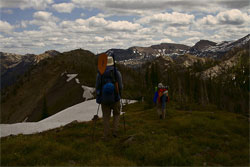 Photo Essay: A Traverse of the Bob Marshall Wilderness by Foot and Packraft - 29