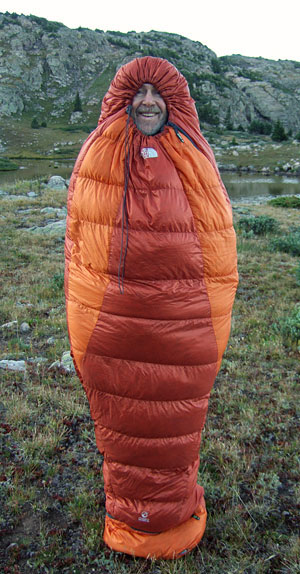 The North Face Beeline Sleeping Bag Review 1