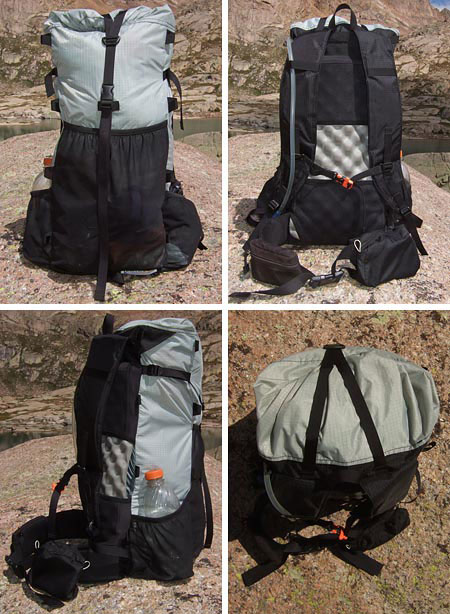 Gossamer Gear Gorilla Backpack Review - 2