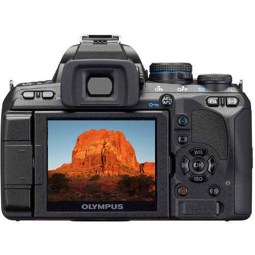 Olympus E-620 Digital SLR Camera Review - 6