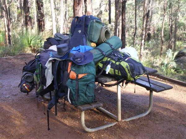 Transitional Hiker - An Australian Story - 1