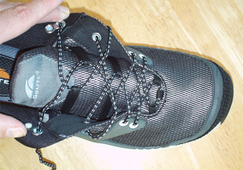 GoLite Footwear Competition and Fire Reviews - 16