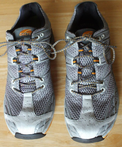 GoLite Footwear Competition and Fire Reviews - 5
