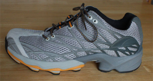 GoLite Footwear Competition and Fire Reviews - 6
