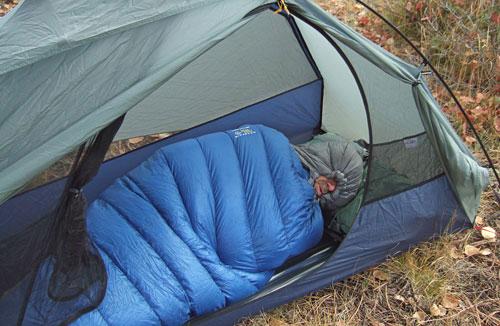 Mountain Hardwear Phantom 32 Sleeping Bag Review 3