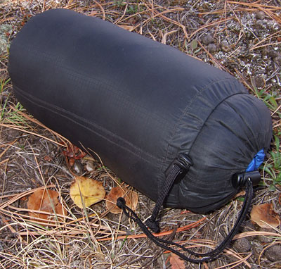 Mountain Hardwear Phantom 32 Sleeping Bag Review - 4