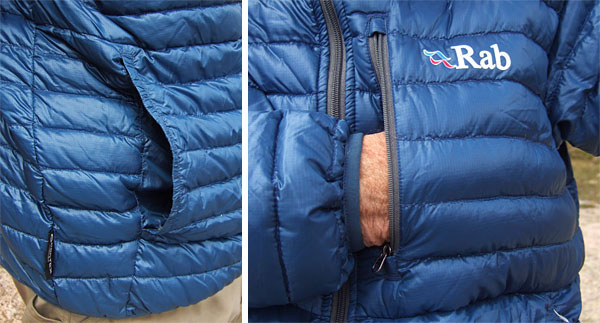 Rab Microlight Jacket Review - 3