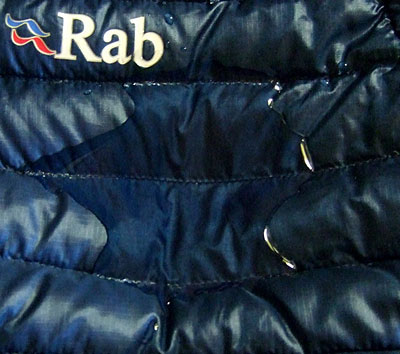 Rab Microlight Jacket Review - 6