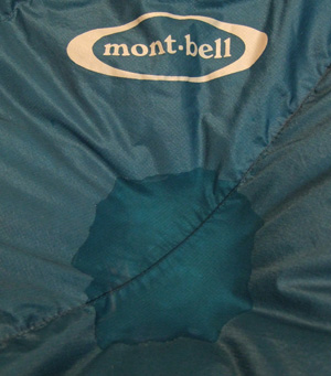 MontBell UL Spiral Down Hugger #3 Sleeping Bag Review - 4