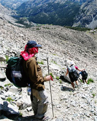 Wilderness Trekking II: Long Distance Backpacking  - 15