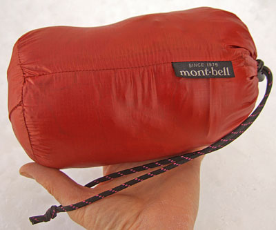 Montbell Ex Light Down Jacket Review - 7