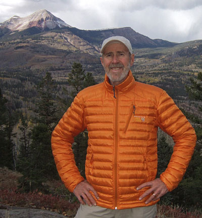 Mountain Hardwear Nitrous Jacket Review - 1