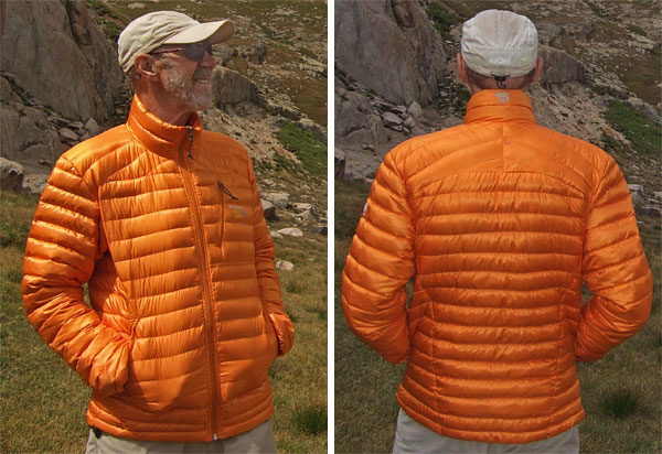 Mountain Hardwear Nitrous Jacket Review - 2