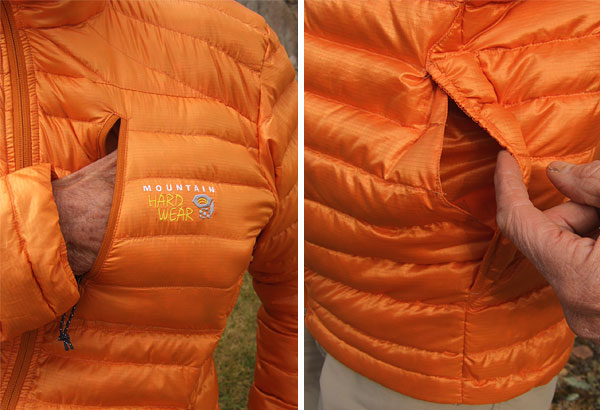 Mountain Hardwear Nitrous Jacket Review - 3