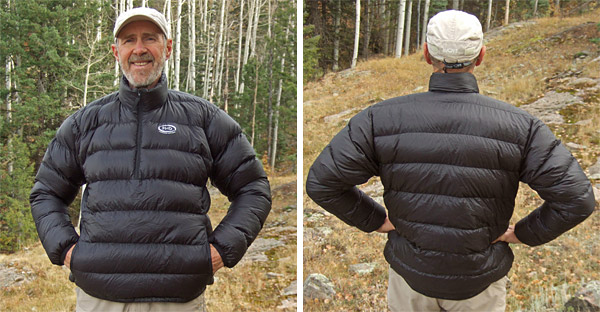 PHD Mountain Software Ultra Down Pullover Review - 2
