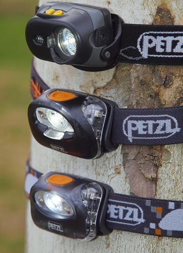 Petzl Tikka XP2 and Tikka Plus2 LED Headlamp Reviews - 1