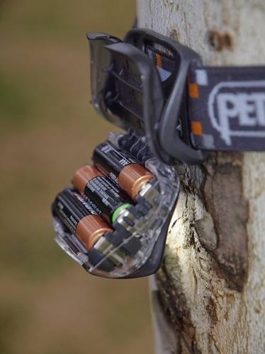 Petzl Tikka XP2 and Tikka Plus2 LED Headlamp Reviews - 10