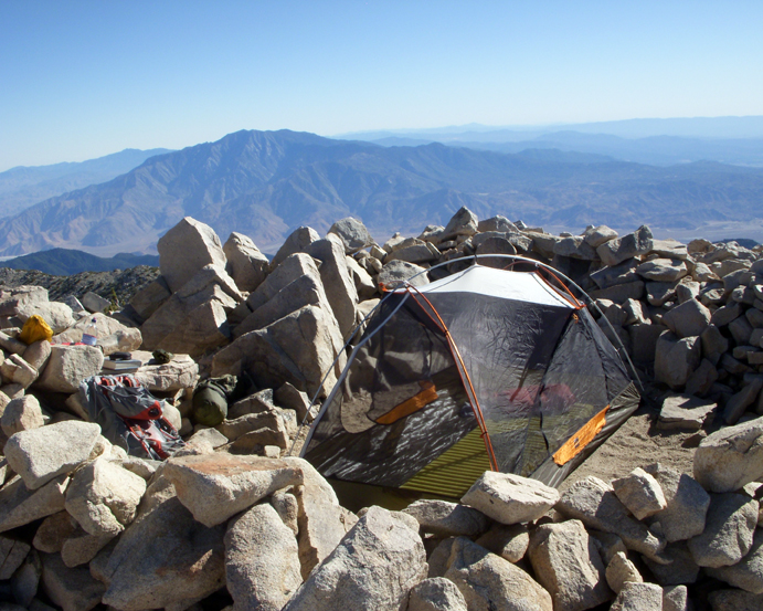 REI Quarter Dome T2 Tent Review - 2 & REI Quarter Dome T2 Tent Review - Backpacking Light
