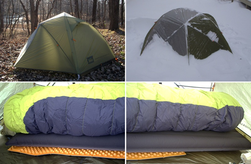 REI Quarter Dome T2 Tent Review - 6 & REI Quarter Dome T2 Tent Review - Backpacking Light