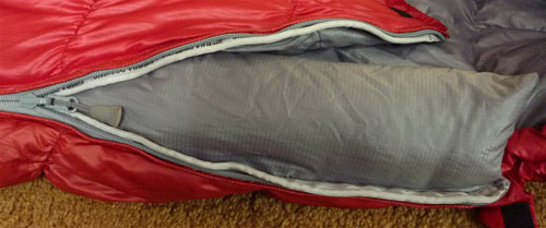 Sierra Designs Nitro 30 Sleeping Bag Review - 3