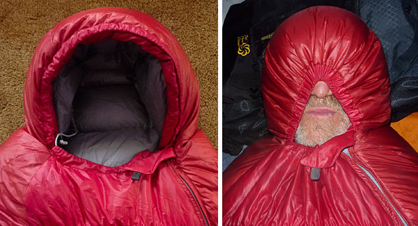Sierra Designs Nitro 30 Sleeping Bag Review - 4