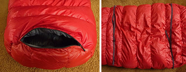 Sierra Designs Nitro 30 Sleeping Bag Review - 5