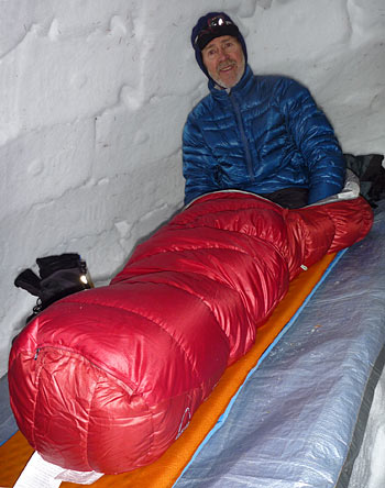 Sierra Designs Nitro 30 Sleeping Bag Review - 6
