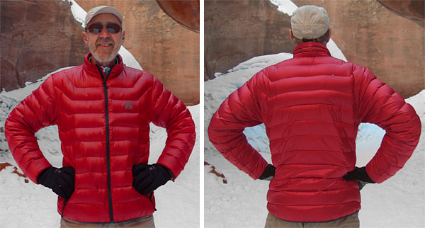 Eddie Bauer First Ascent Downlight Sweater Review - 3